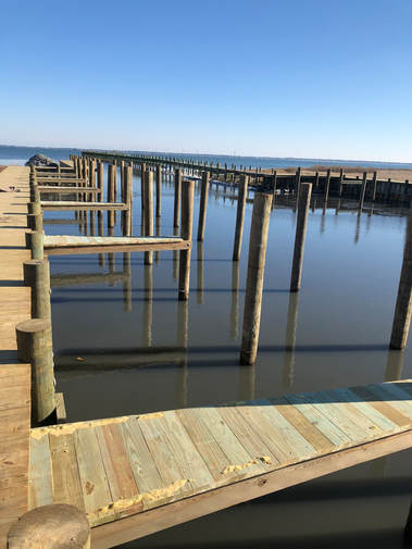 Marine Construction Docks and Piers in Ocean City, MD